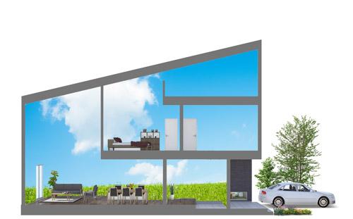 快適は家の性能できまる 注文住宅