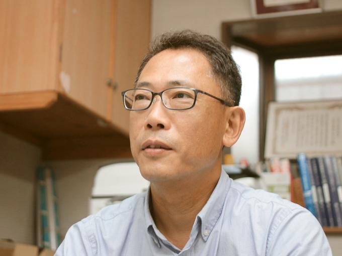 英進建設 代表取締役 岸川 俊幸